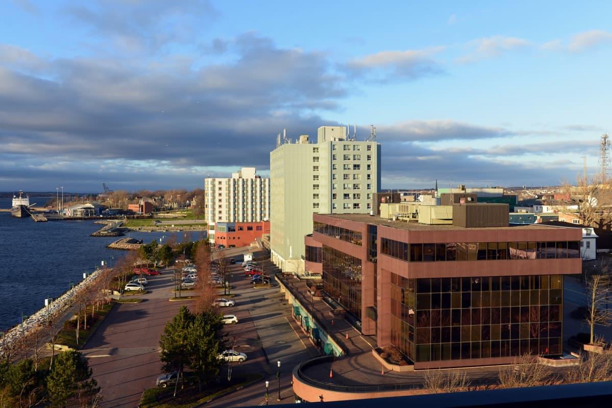 Downtown Sydney Nova Scotia