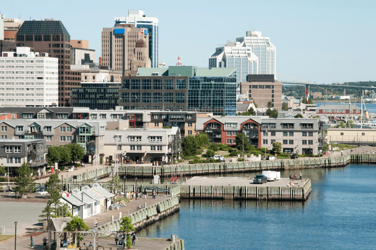 Halifax Harbourfront Daytime