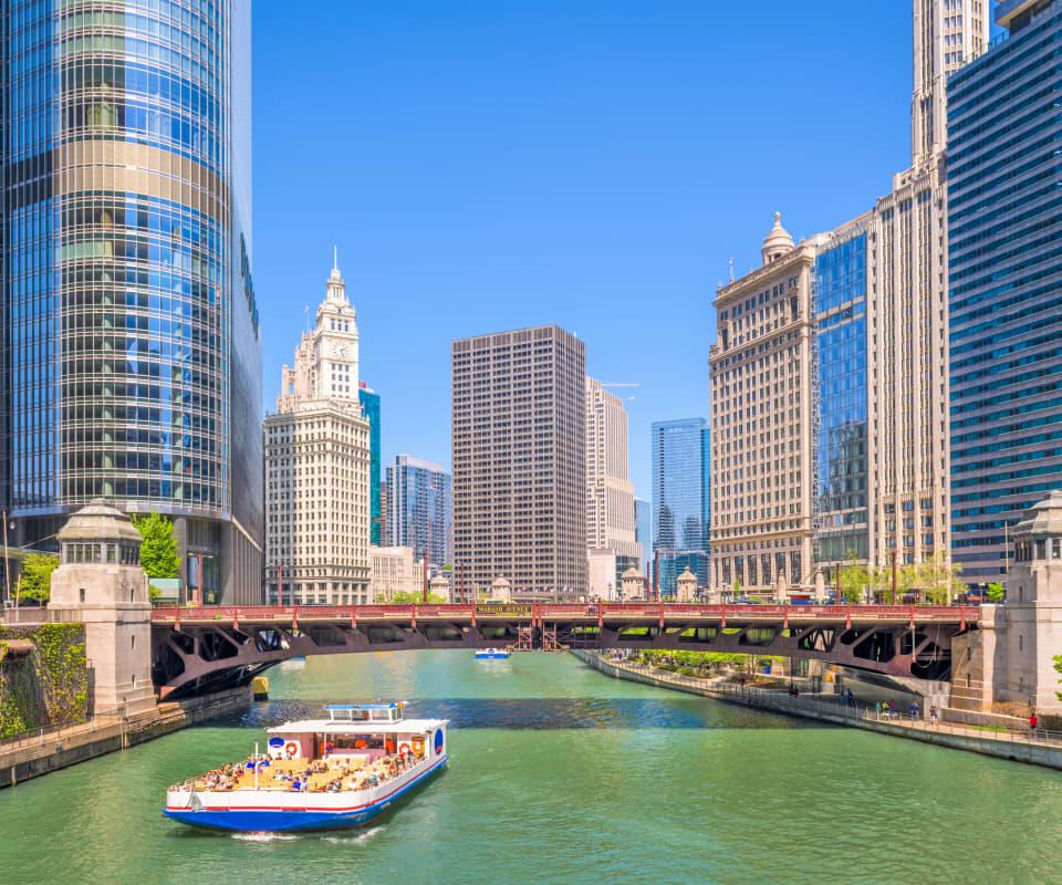 Chicago Shoreline Sightseeing Cruise