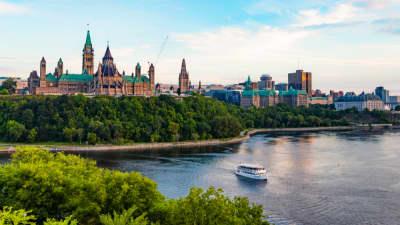 Paula D Ottawa Boat Tour