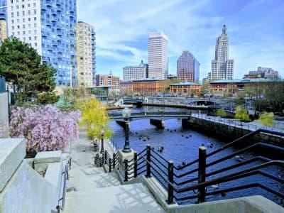 Providence River Daytime