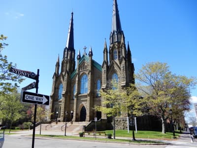 St. Dunstans Basilica - Great Georges St.