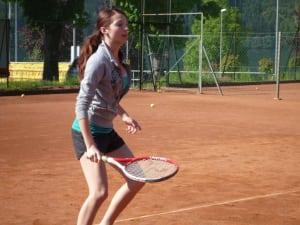 Tennis Trainerstunde
