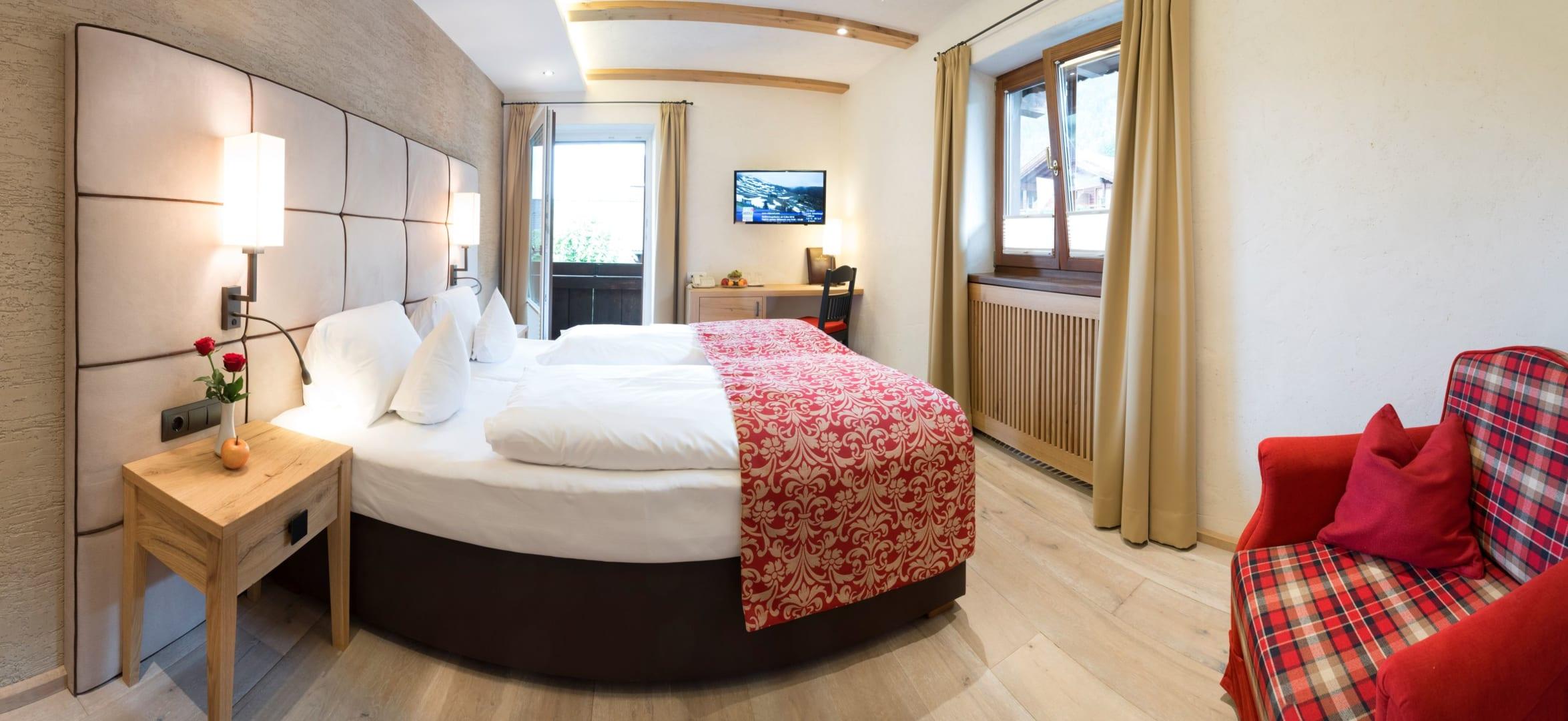 Wohnkomfortzimmer Alpbach
