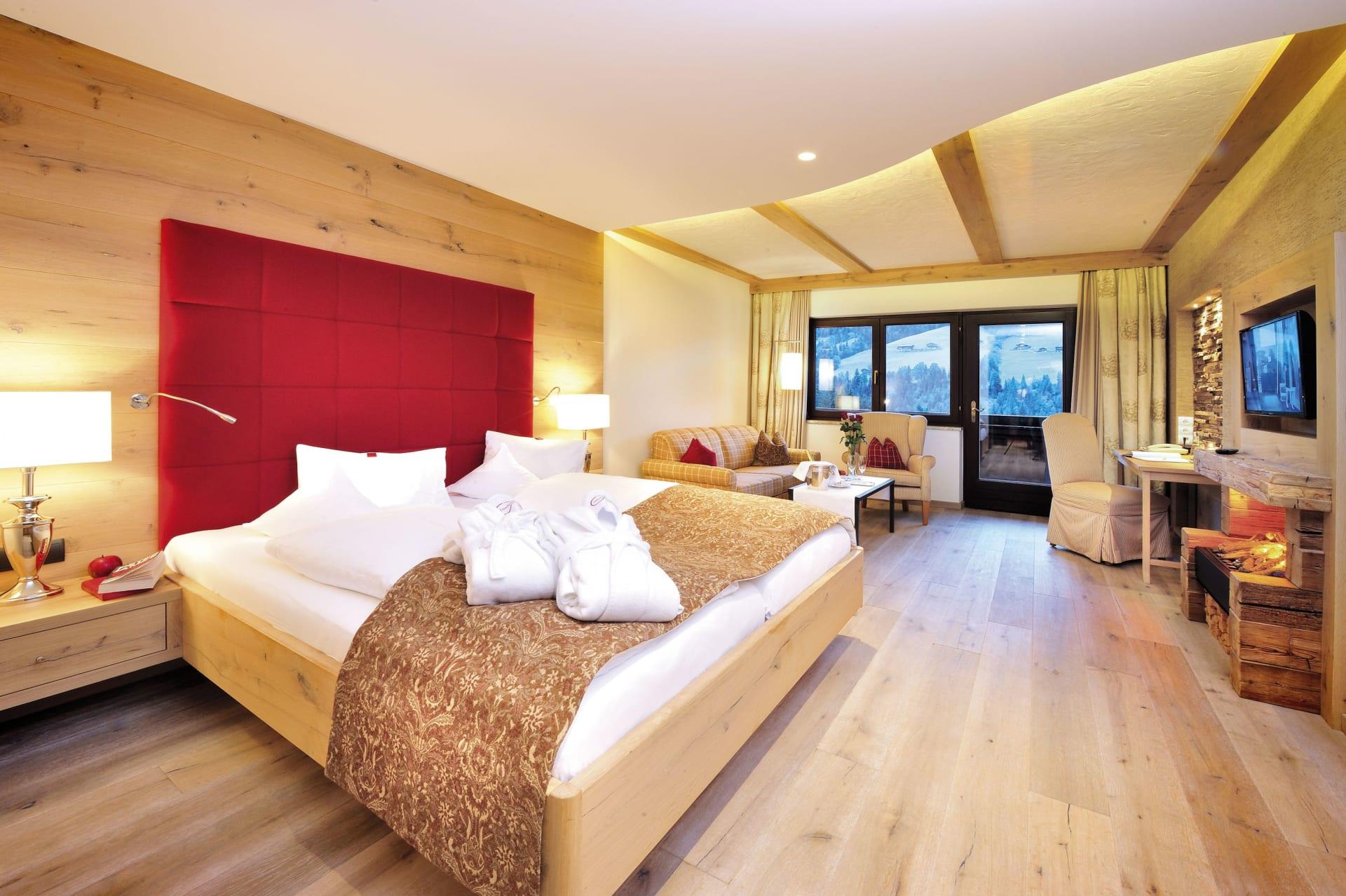 Wohnkomfortzimmer Panorama
