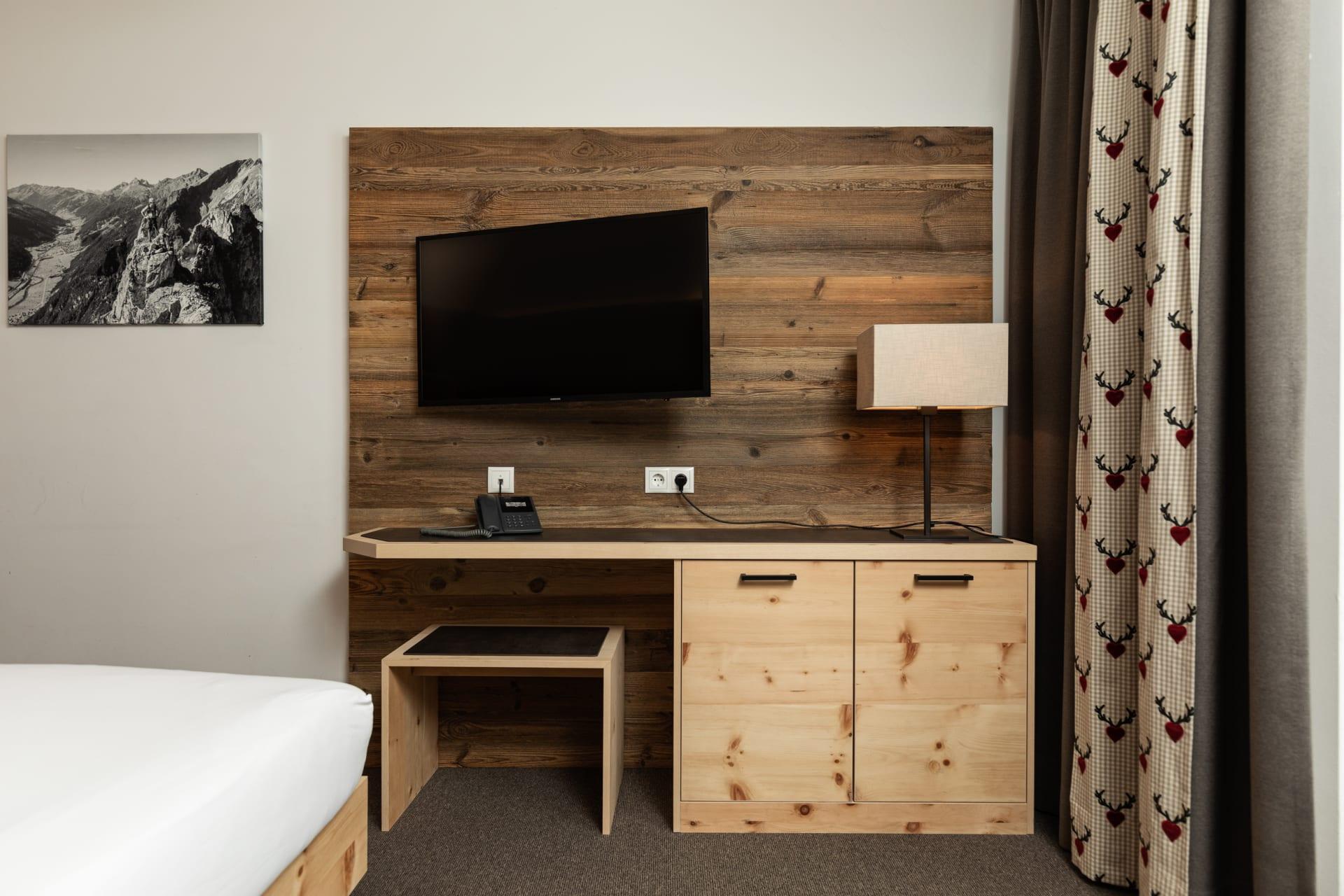 Standard Doppelzimmer - Beispielfoto