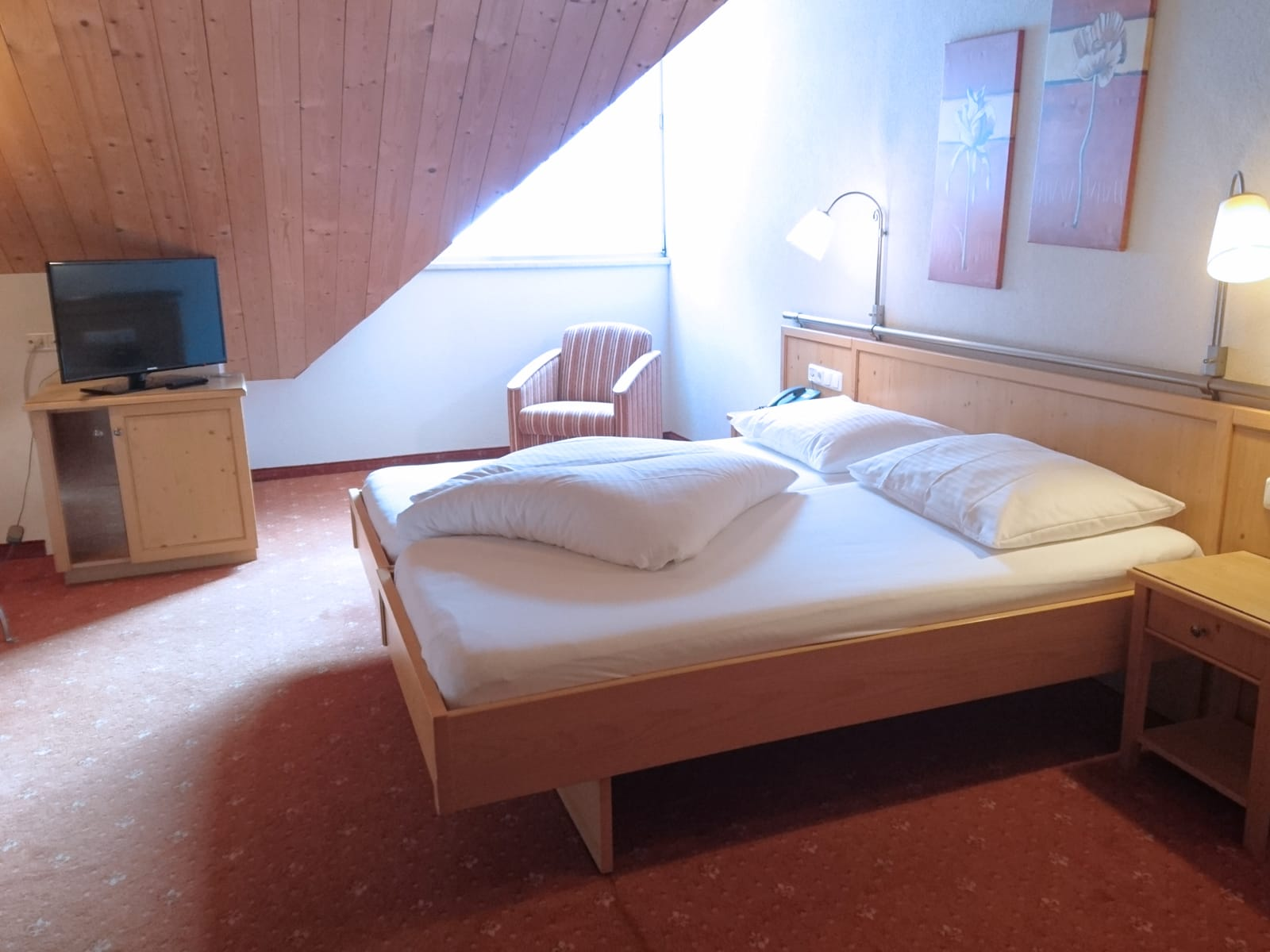 Example of Comfort Double Room