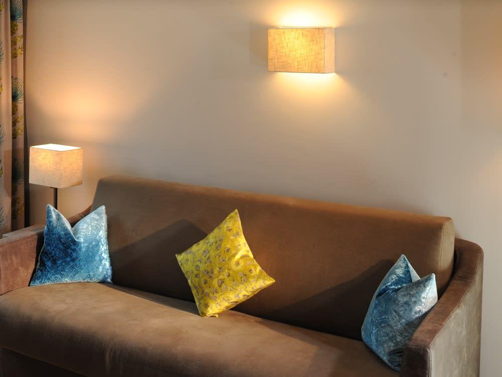 Beispiel Wohnambiente Komfort Doppelzimmer