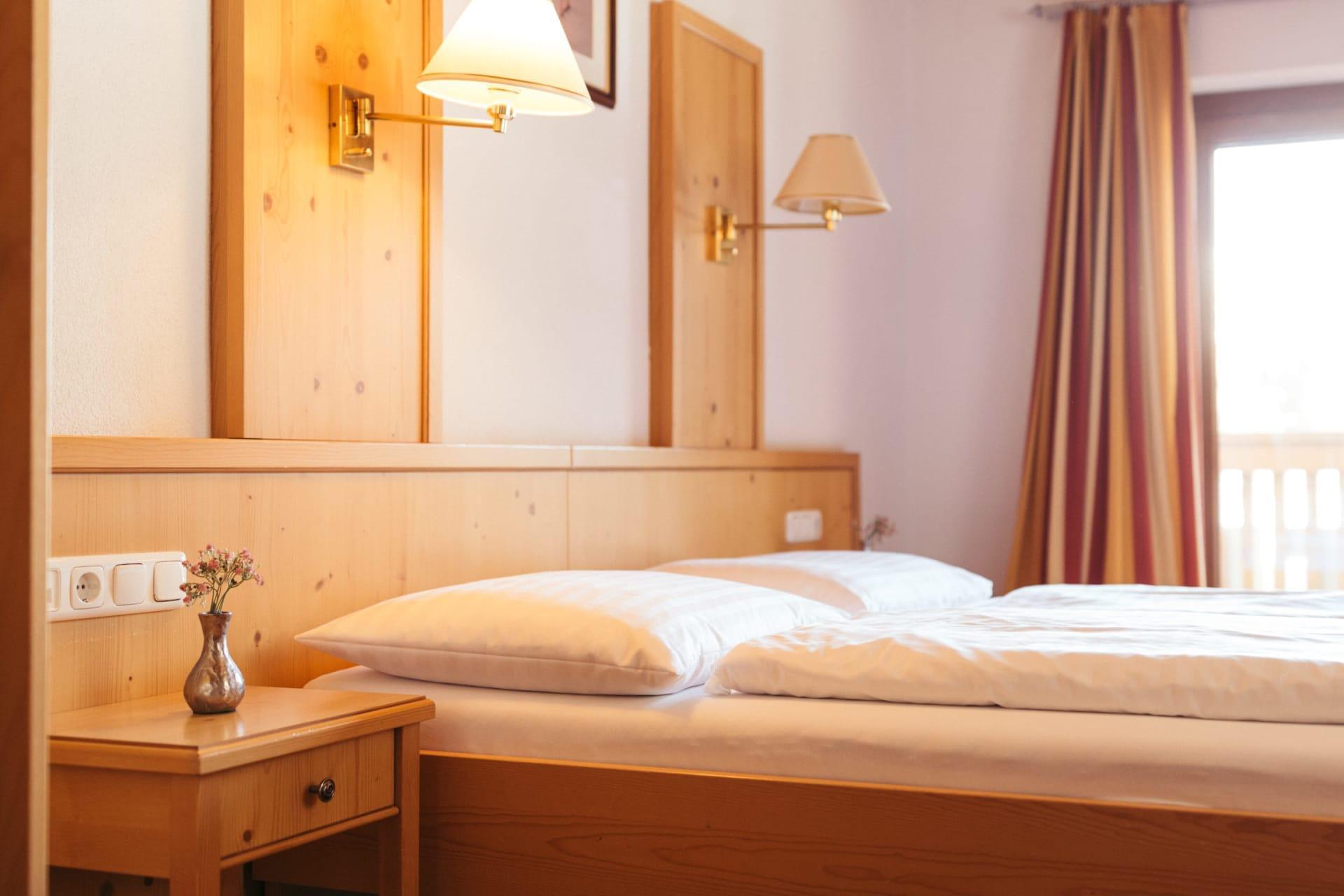 Komfort Doppelzimmer - Beispielfoto