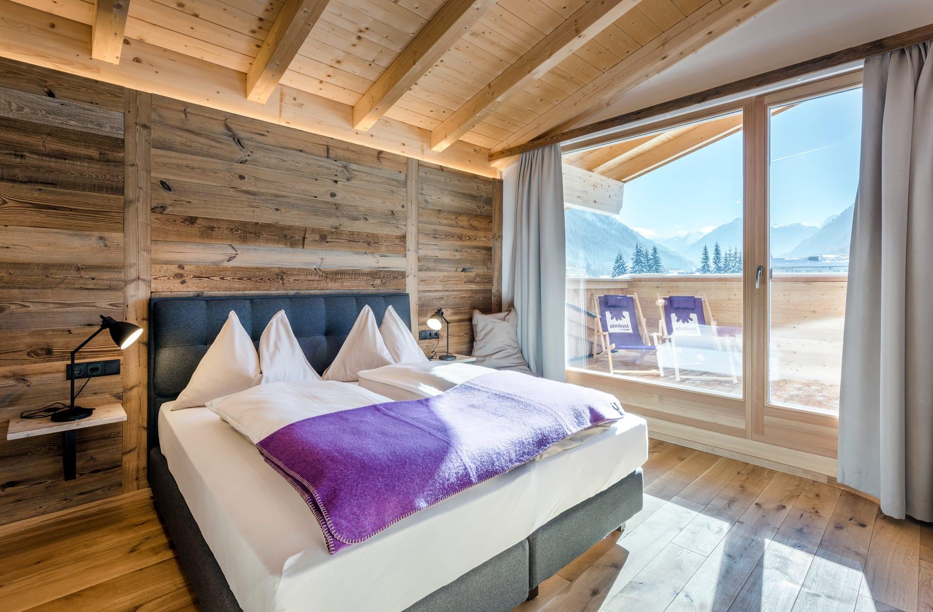 Almsmart Plus Doppelzimmer