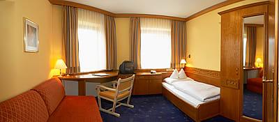 Einzelzimmer standard 16m²