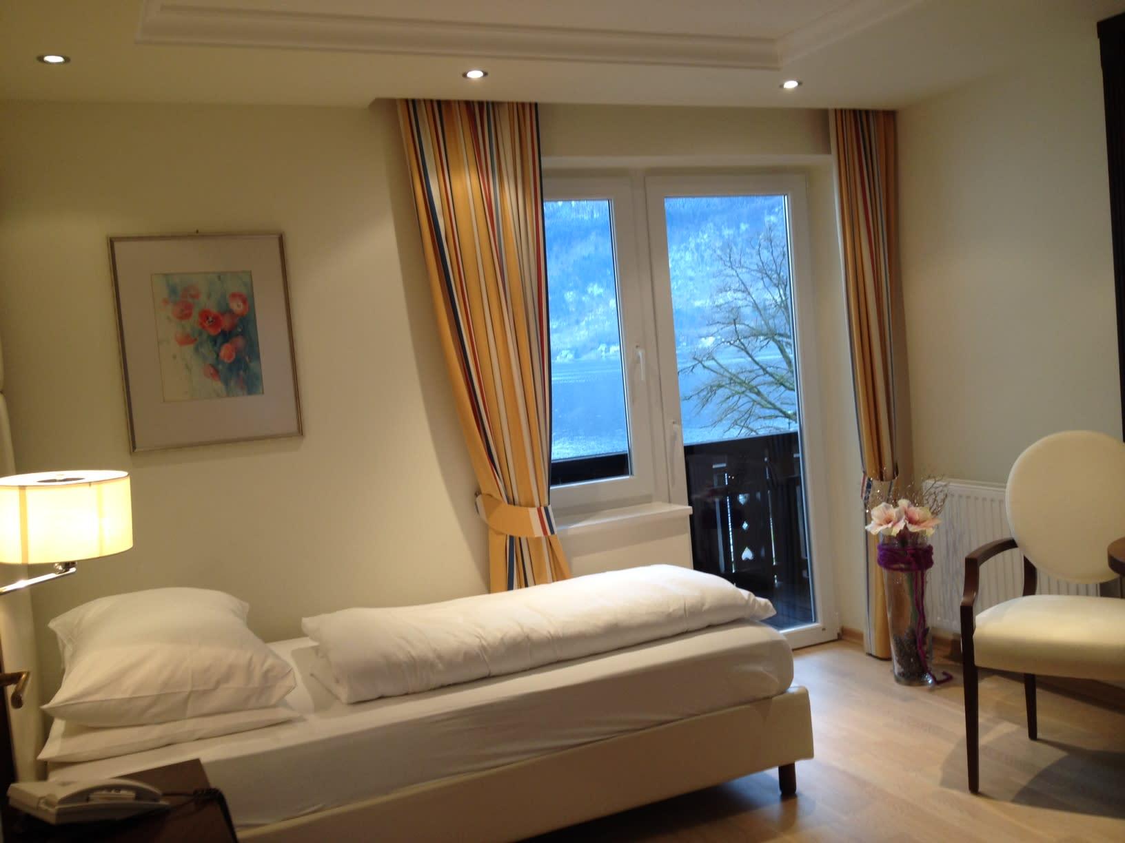 Komforteinzelzimmer/Balkon
