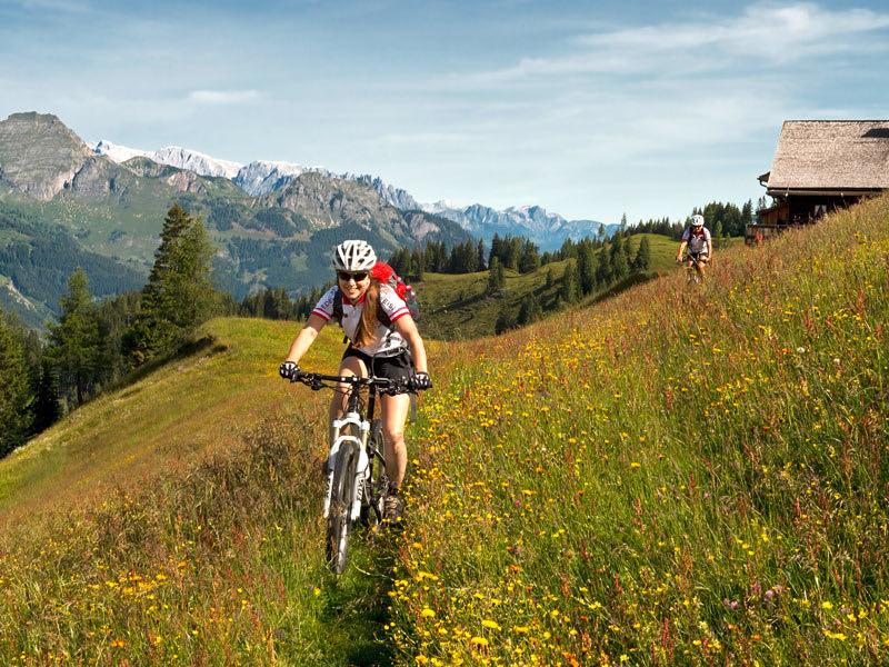 Mountainbike Kurzgenuss
