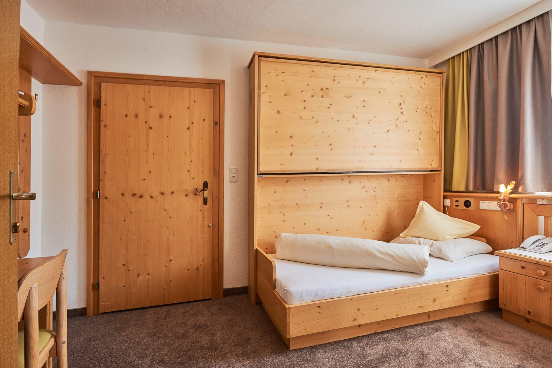 Einzelzimmer Wurmkogel