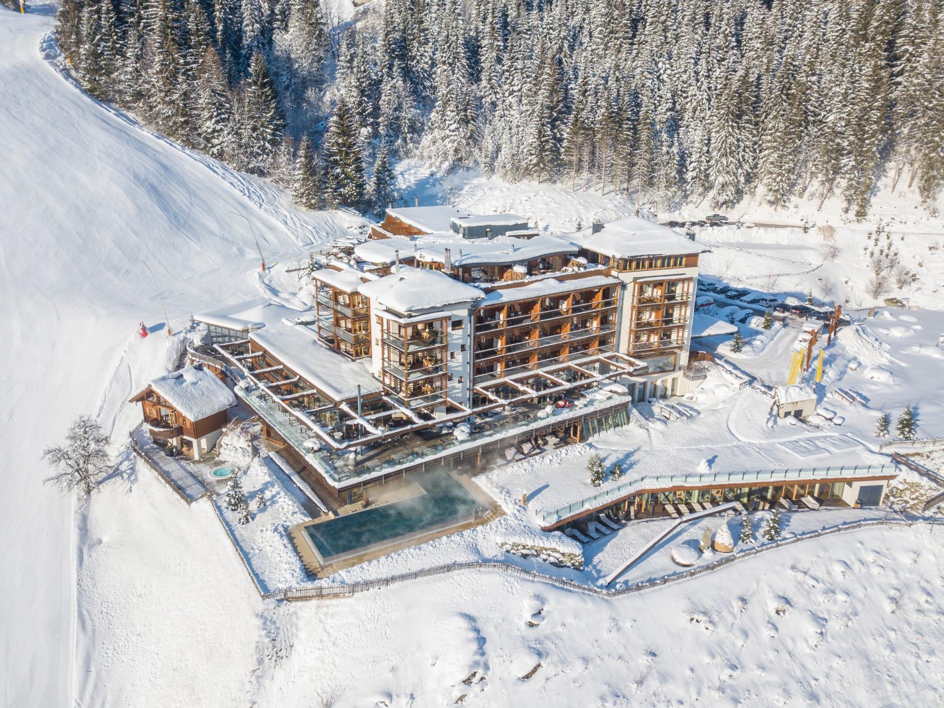 Hotel DAS.GOLDBERG Bad Hofgastein Ski- und Spa Genusstage ... 3 Nächte