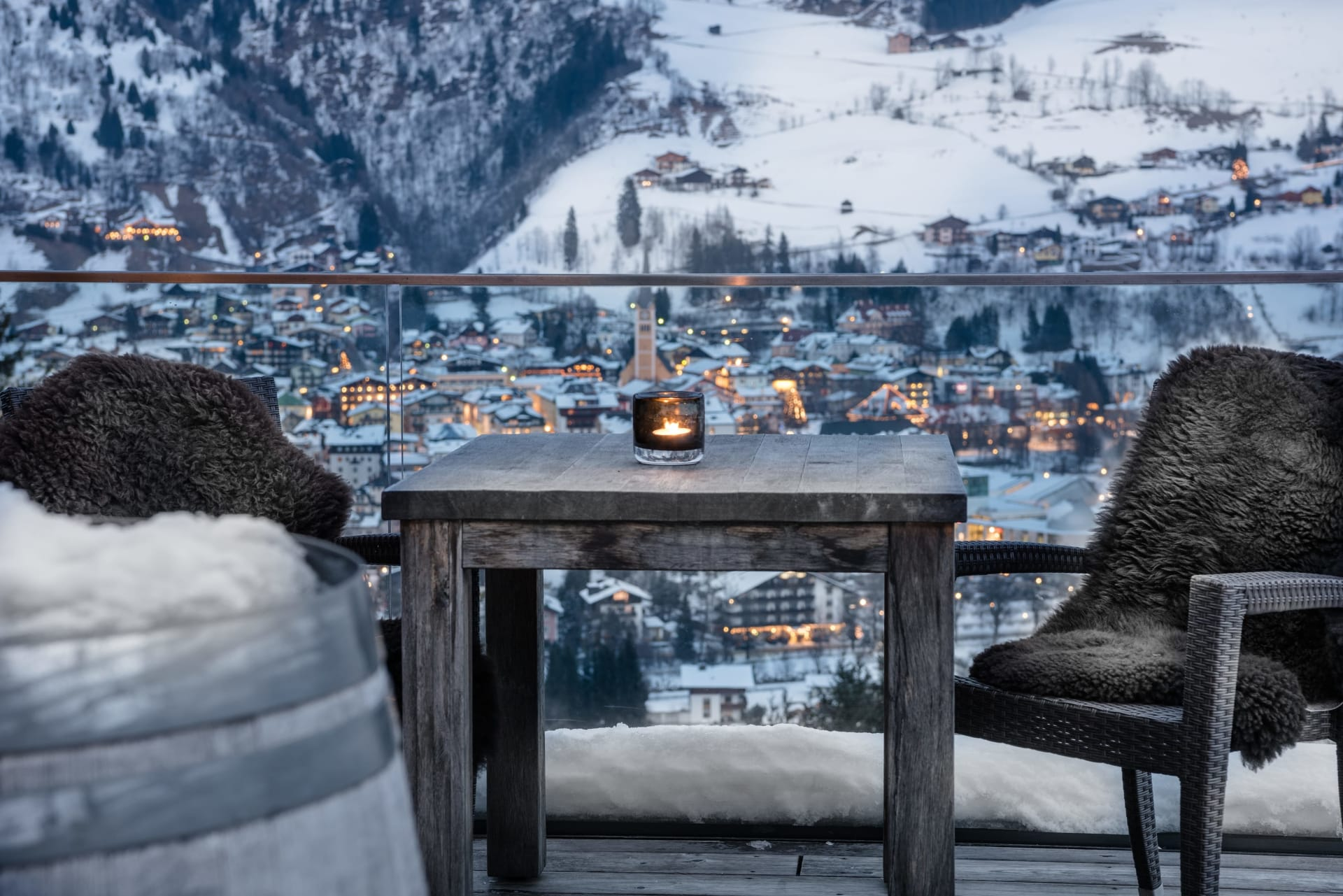 Hotel DAS.GOLDBERG Bad Hofgastein Bring a friend 1+1 gratis ... 7 nights