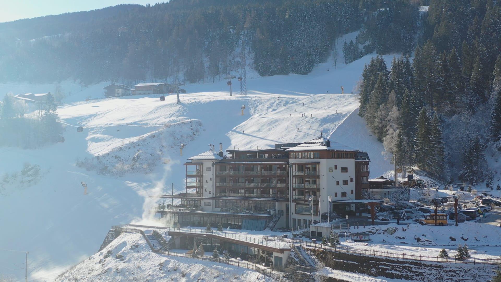 Hotel DAS.GOLDBERG Bad Hofgastein Sonnen.Skilauf Wochen ... 7 Nächte