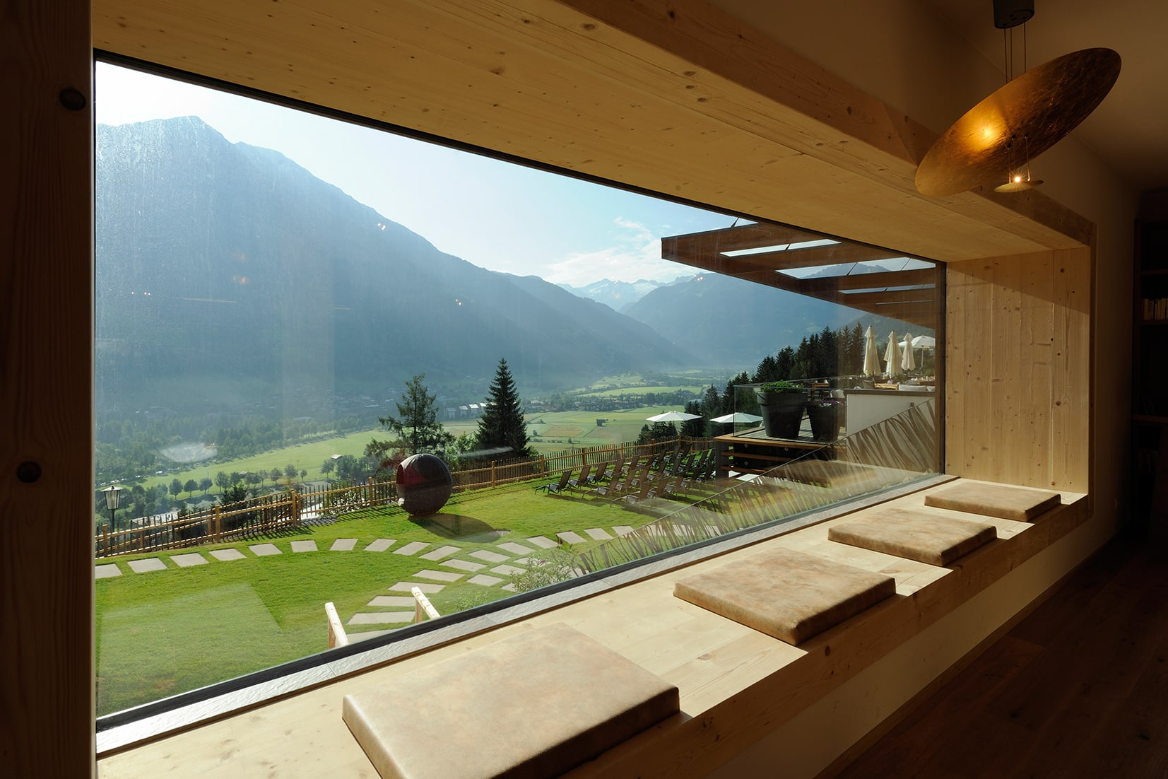 Hotel DAS.GOLDBERG Bad Hofgastein YOGA-HERBST
