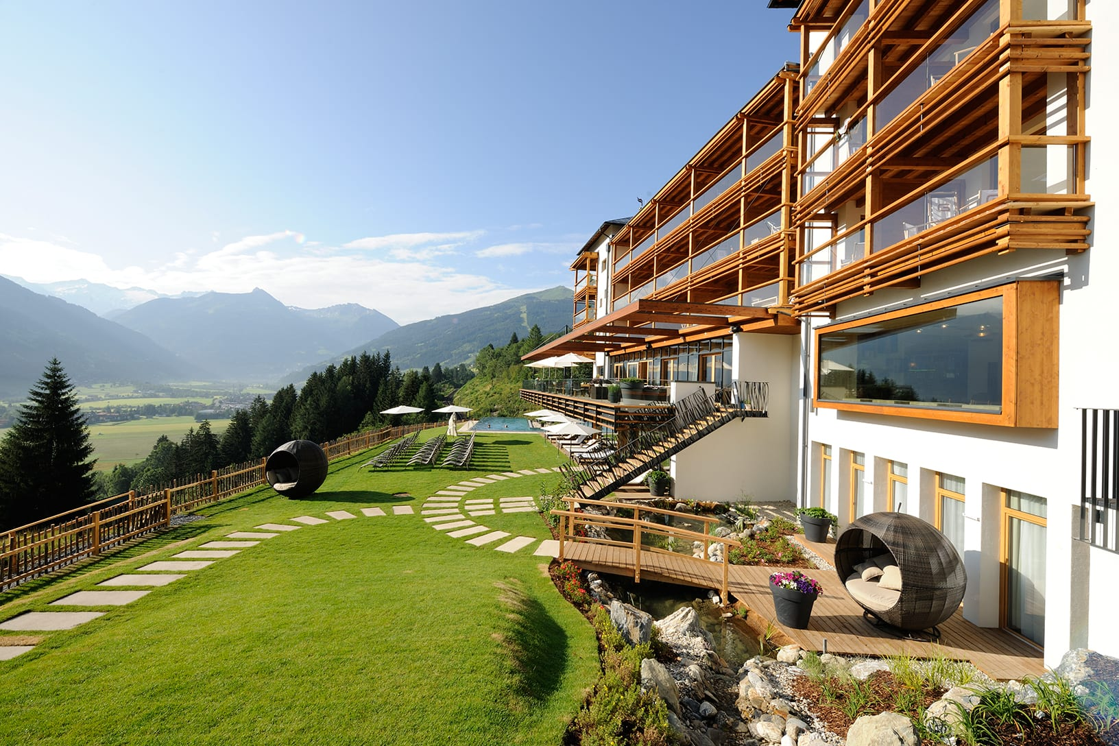 Hotel DAS.GOLDBERG Bad Hofgastein My Golf holiday ... 3 nights