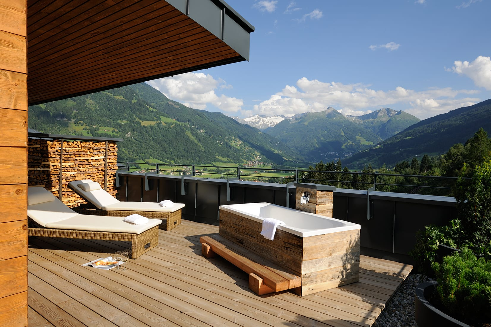 Hotel DAS.GOLDBERG Bad Hofgastein Golf & Spa Tage