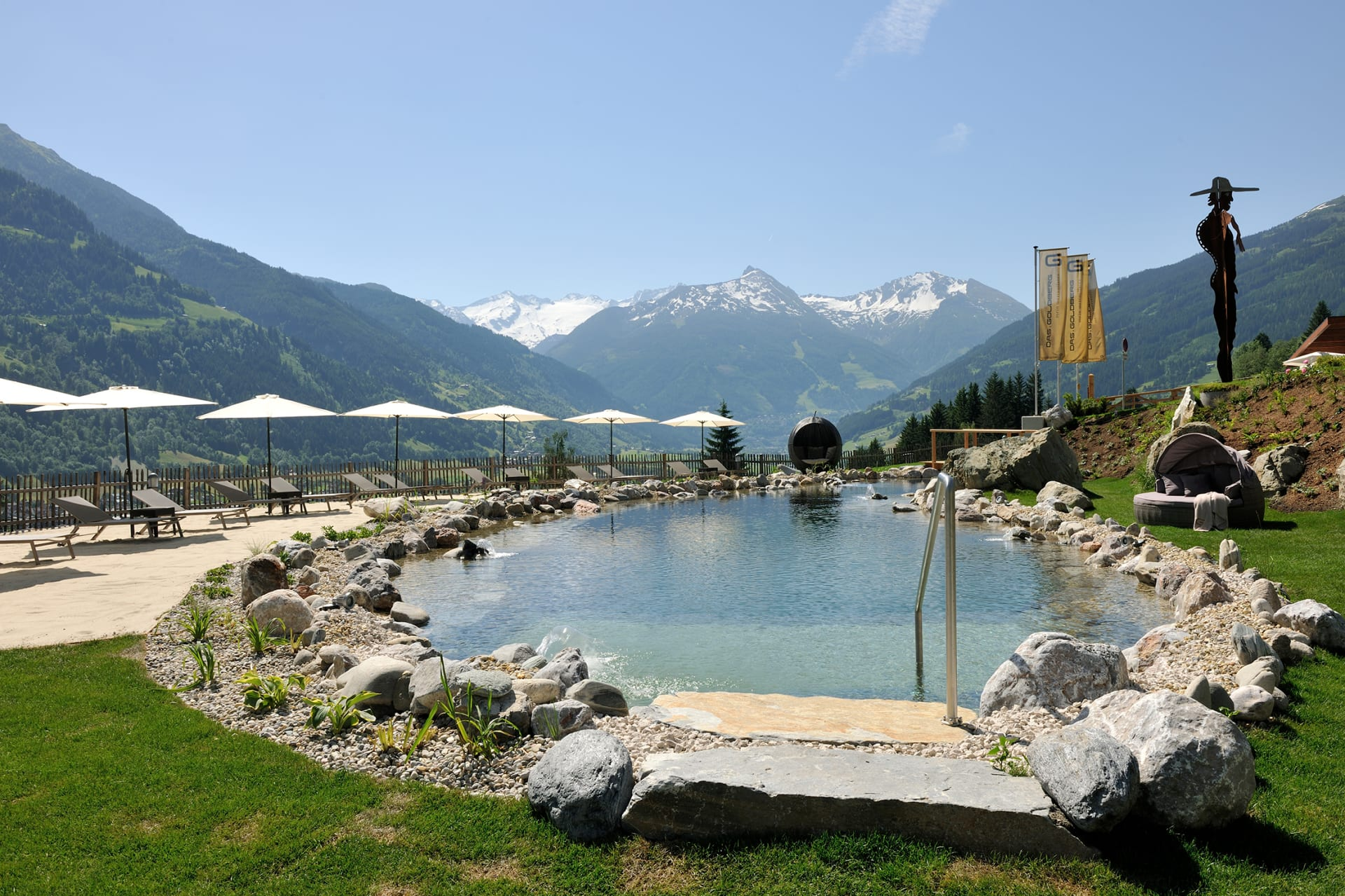 Hotel DAS.GOLDBERG Bad Hofgastein SUMMER.MID.WEEK.SPECIAL