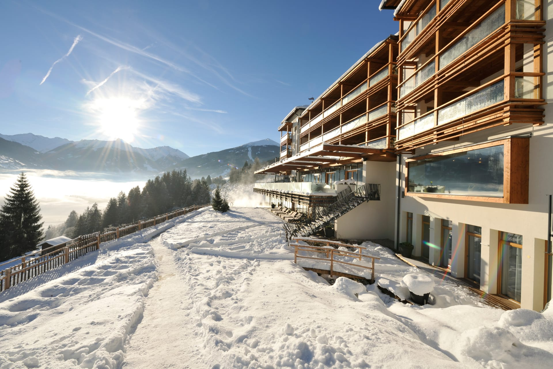 Hotel DAS.GOLDBERG Bad Hofgastein My white weeks ... 7 nights