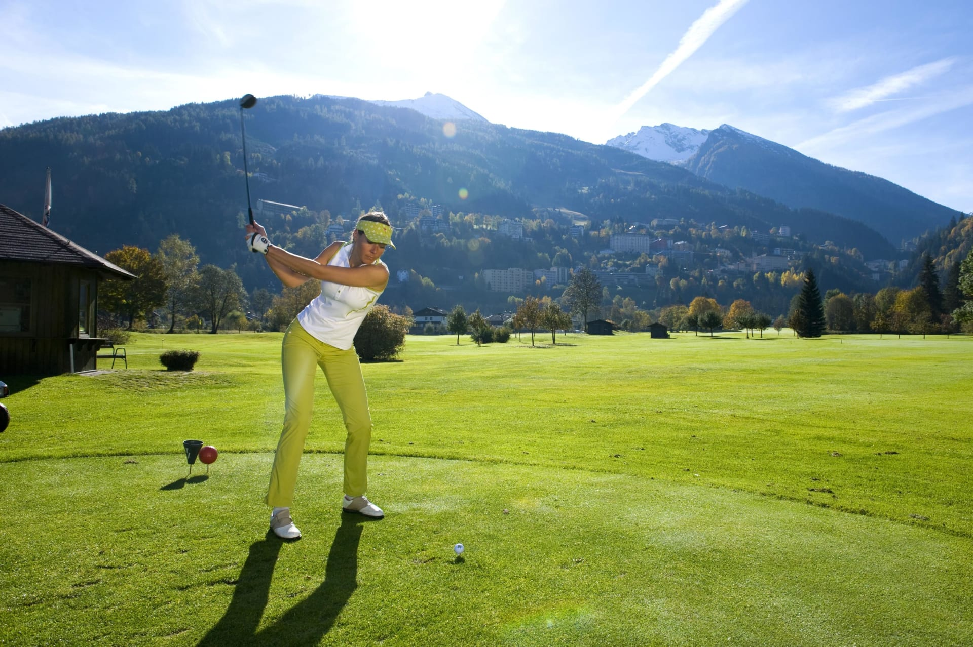 Hotel DAS.GOLDBERG Bad Hofgastein MY GOLF