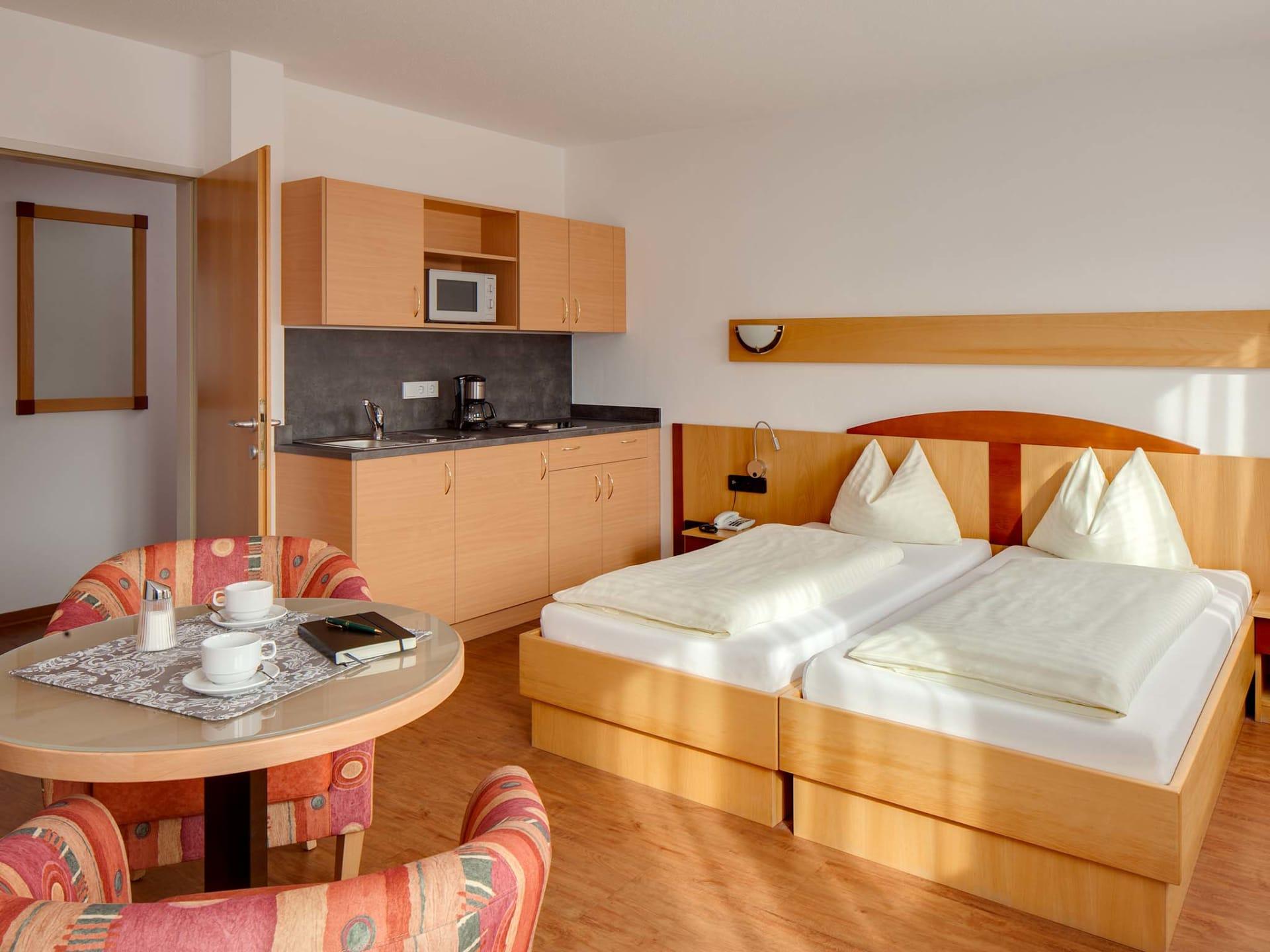 Appartement 1 Zimmer