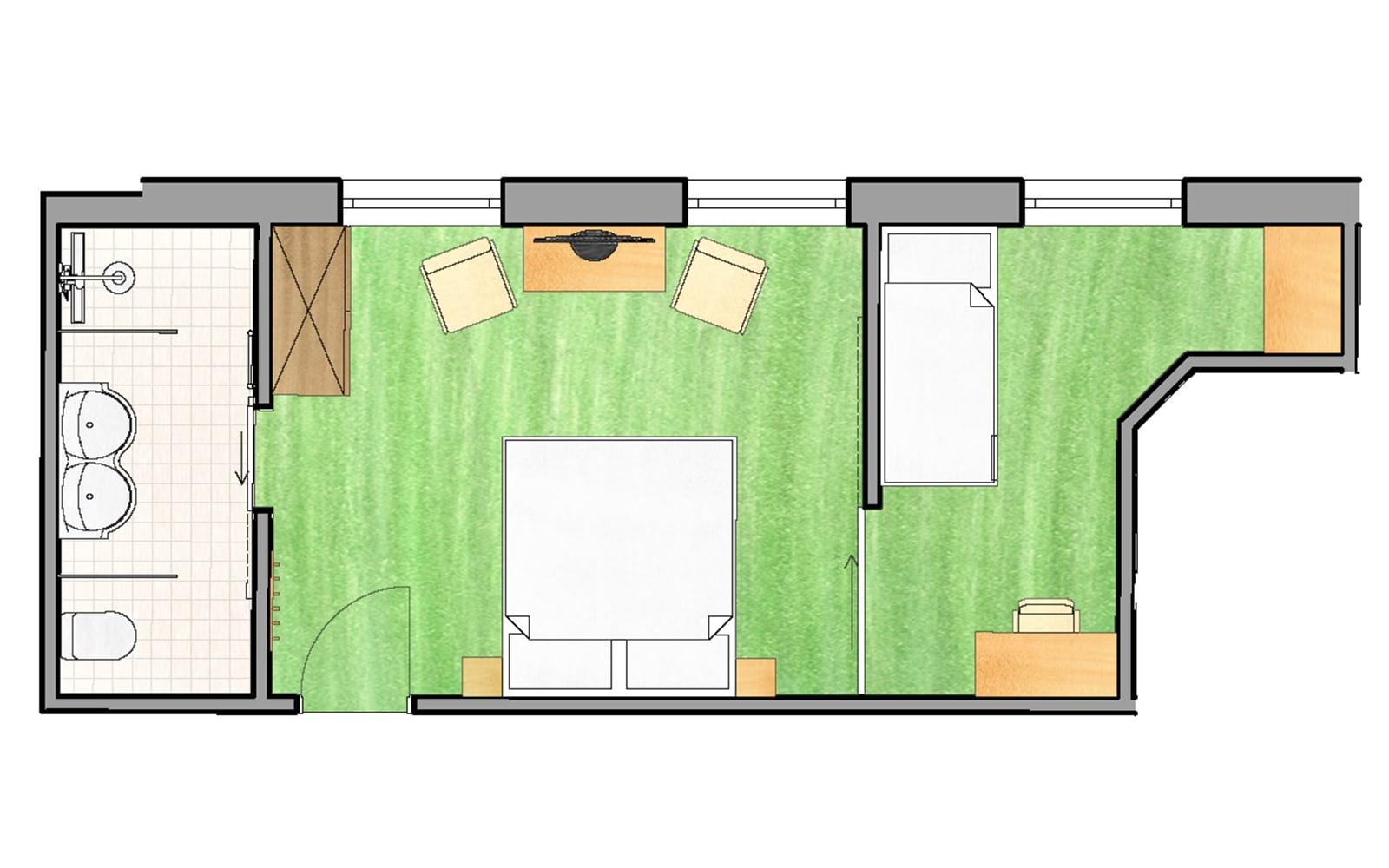 Appartement Schnucki-Suite