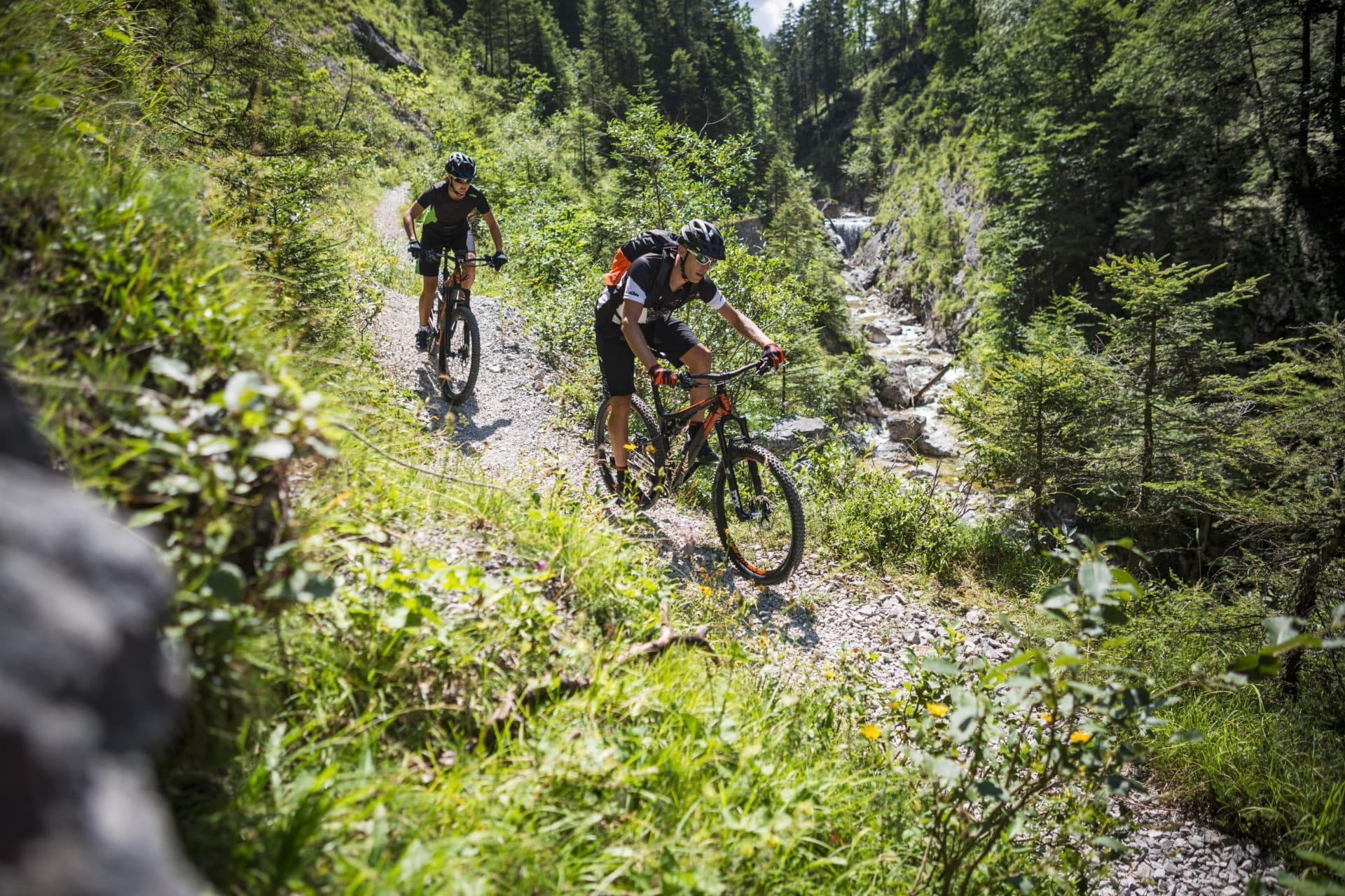 Mountainbike OÖ Tourismus