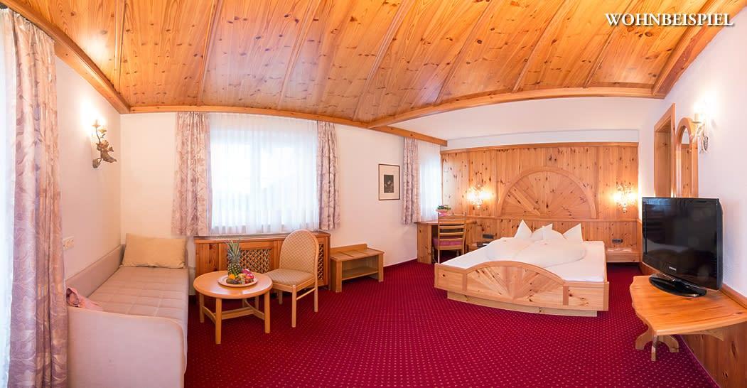 Elfer-Wohnkomfortzimmer