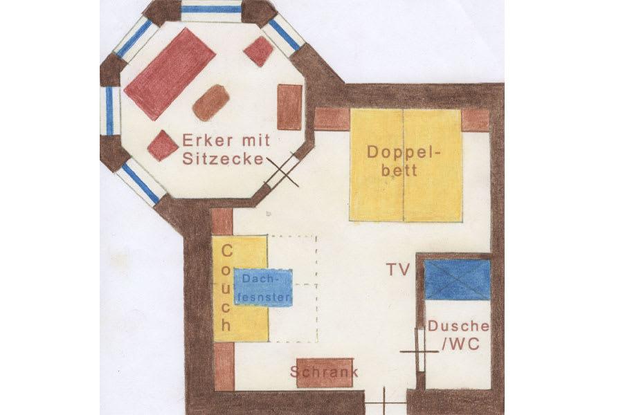 Familienzimmer 2