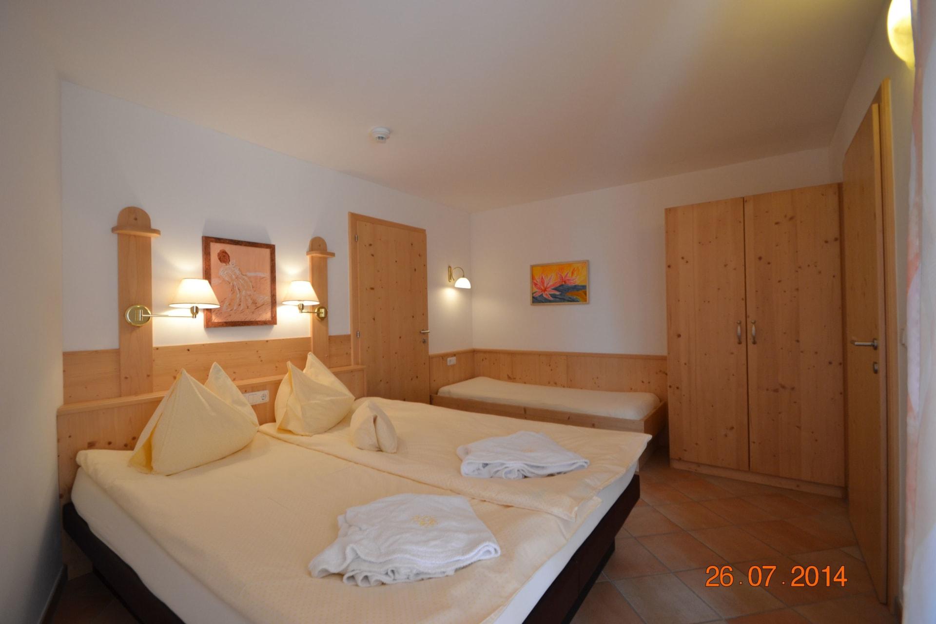3 Zimmer Appartement Polaris