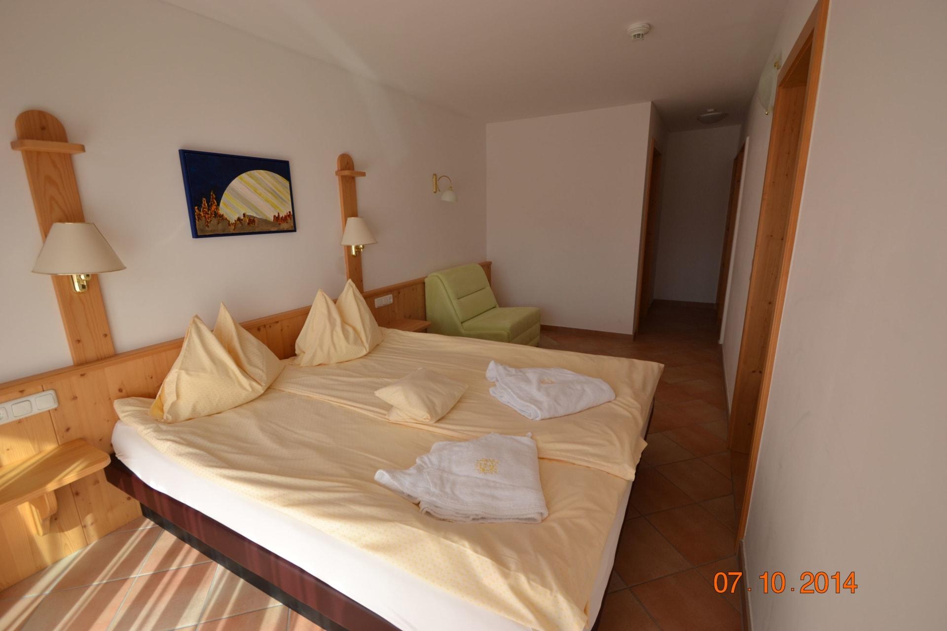 3 Zimmer Appartement Merkur
