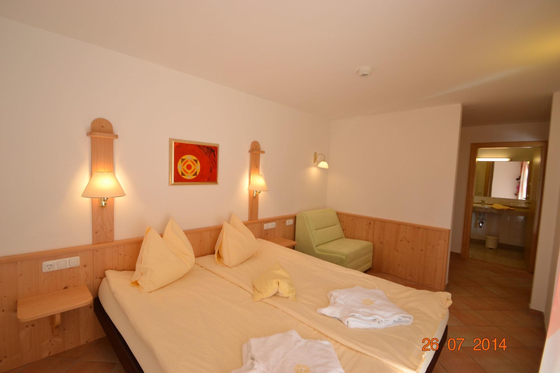 3 Zimmer Appartement Sirius