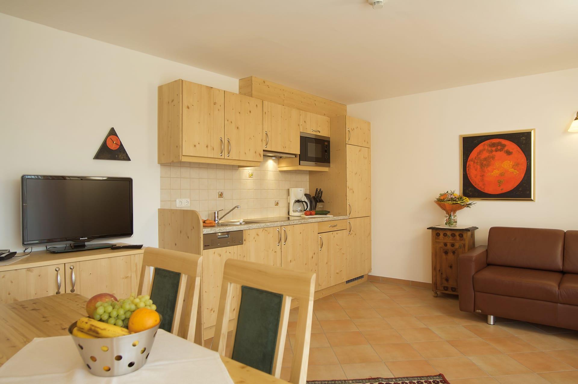 3 Zimmer Appartement Uranus