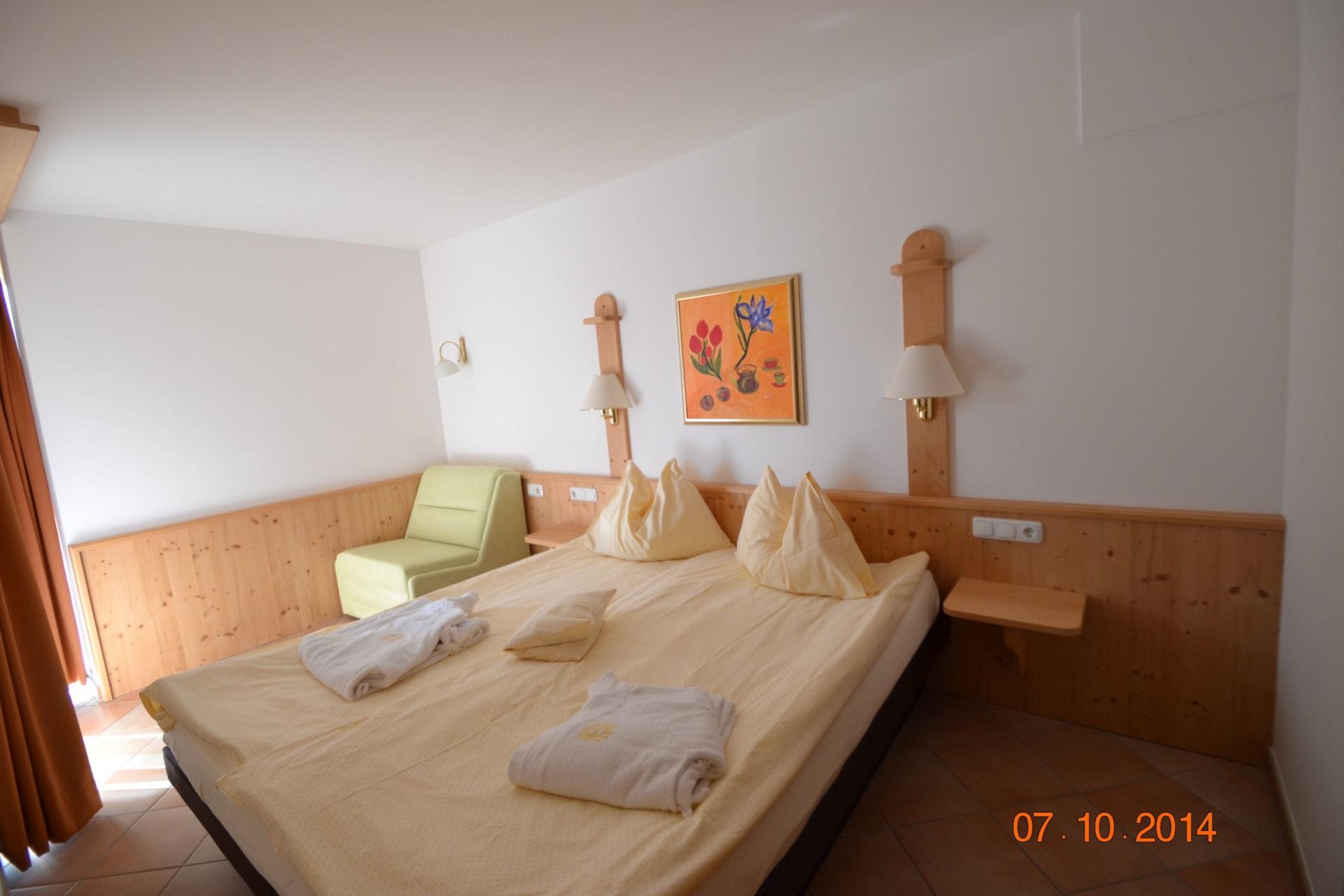 3 Zimmer Appartement Sonne