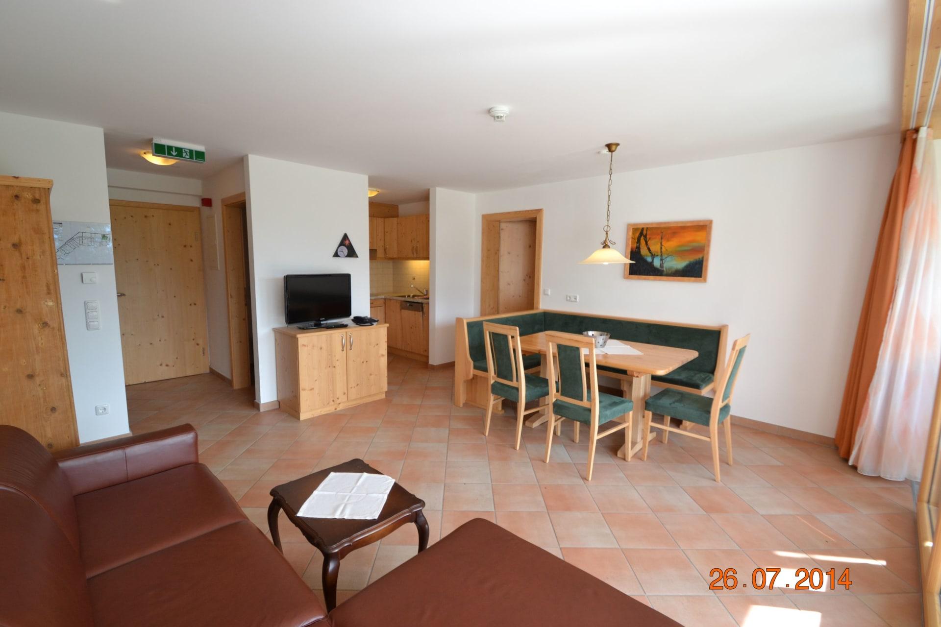 2 Zimmer Appartement Xena