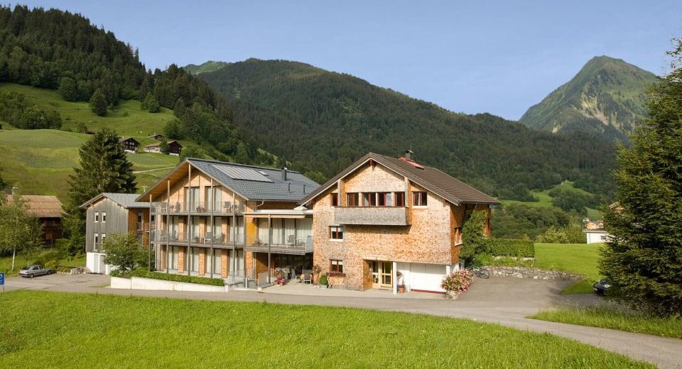 Ferienwohnung Diedamskopf