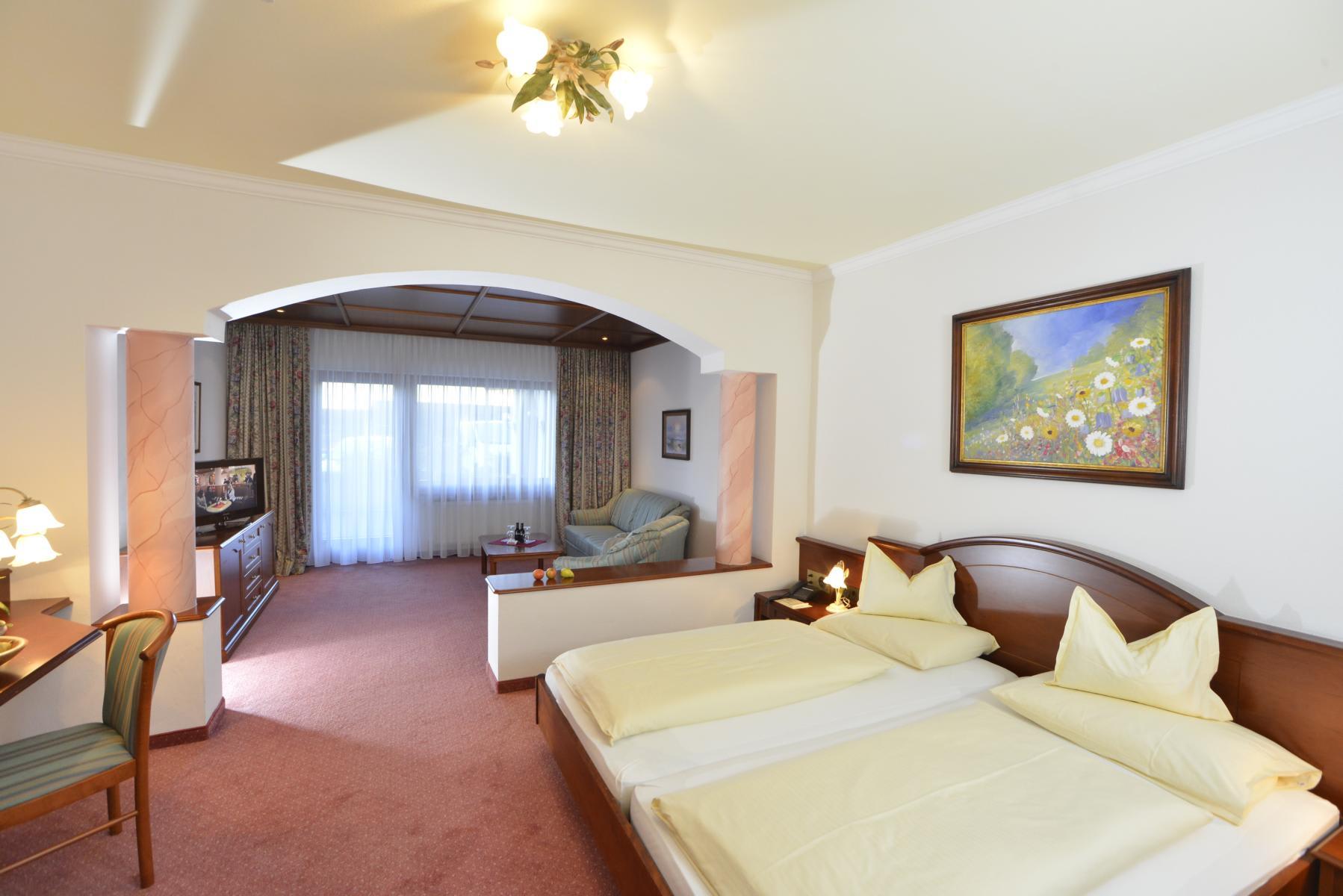 Doppelzimmer Tirol West