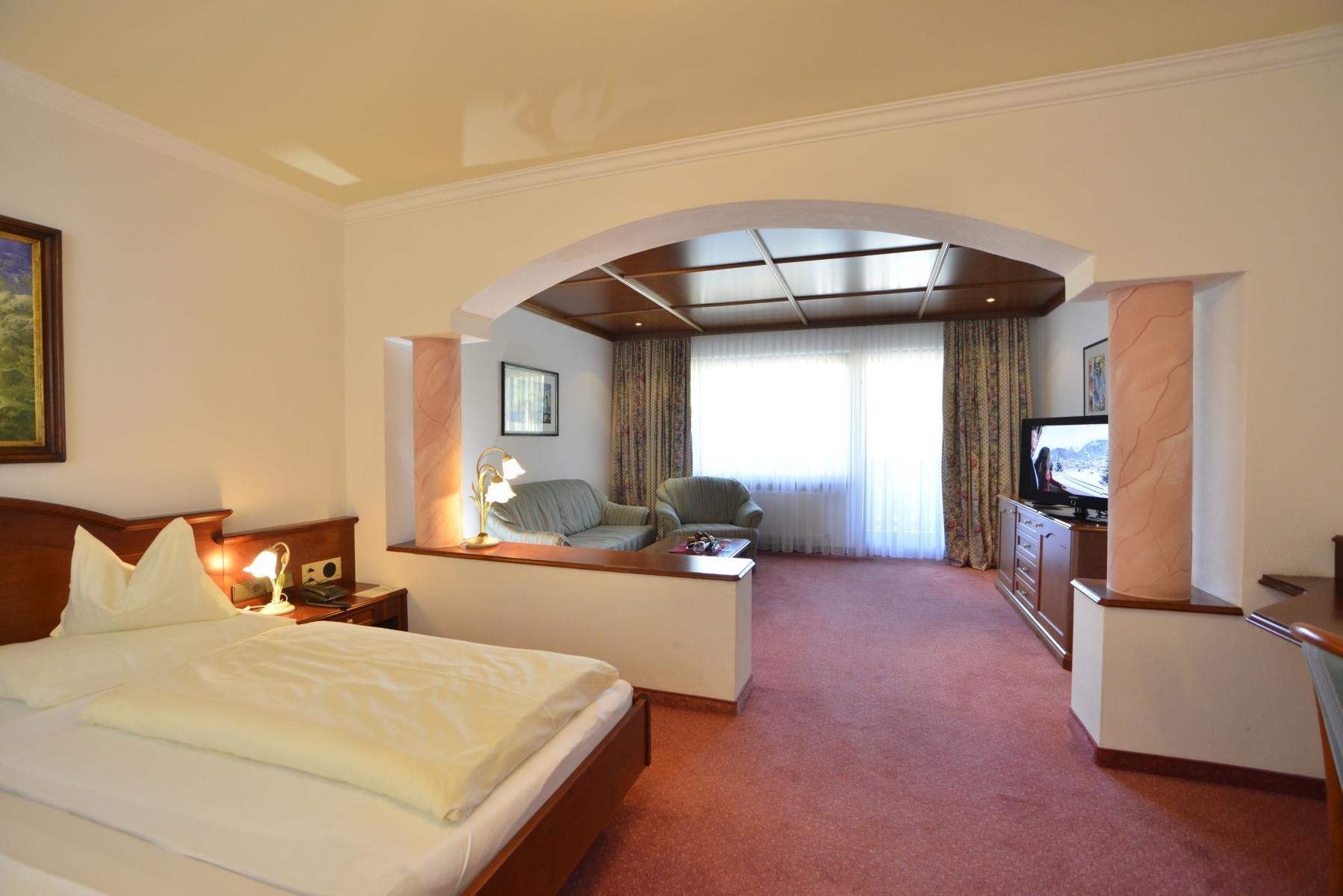 Doppelzimmer Tirol Süd