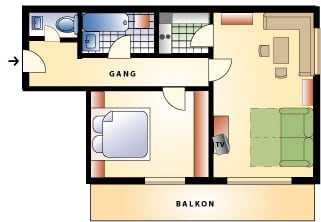 Appartement Gschwandtkopf