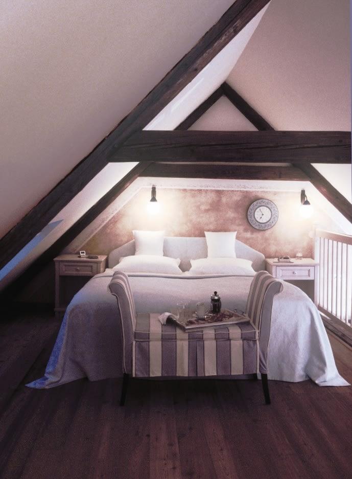 Doppelzimmer Schlafhaube
