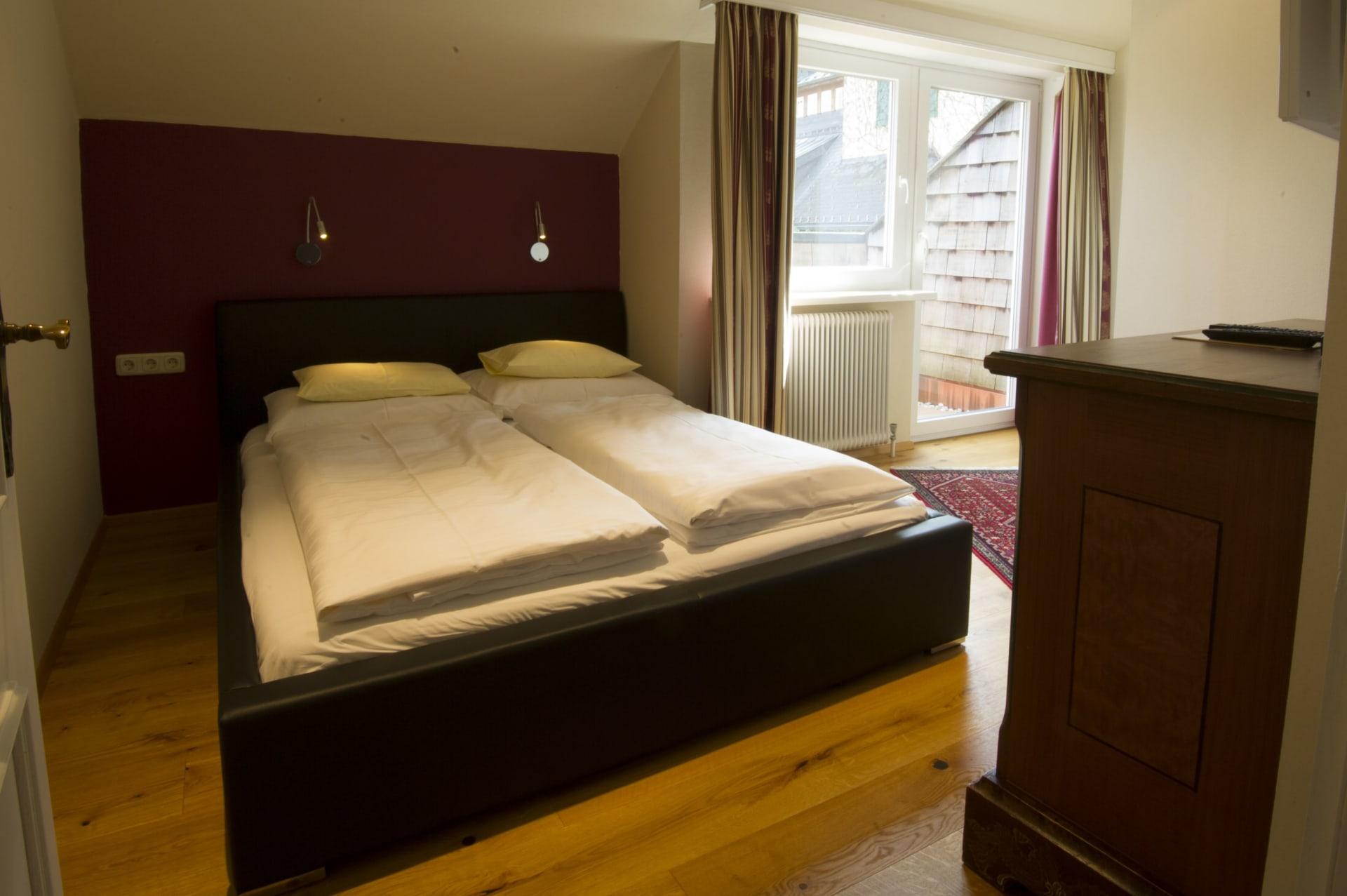 Landhaus Suite mit Dachbalkon