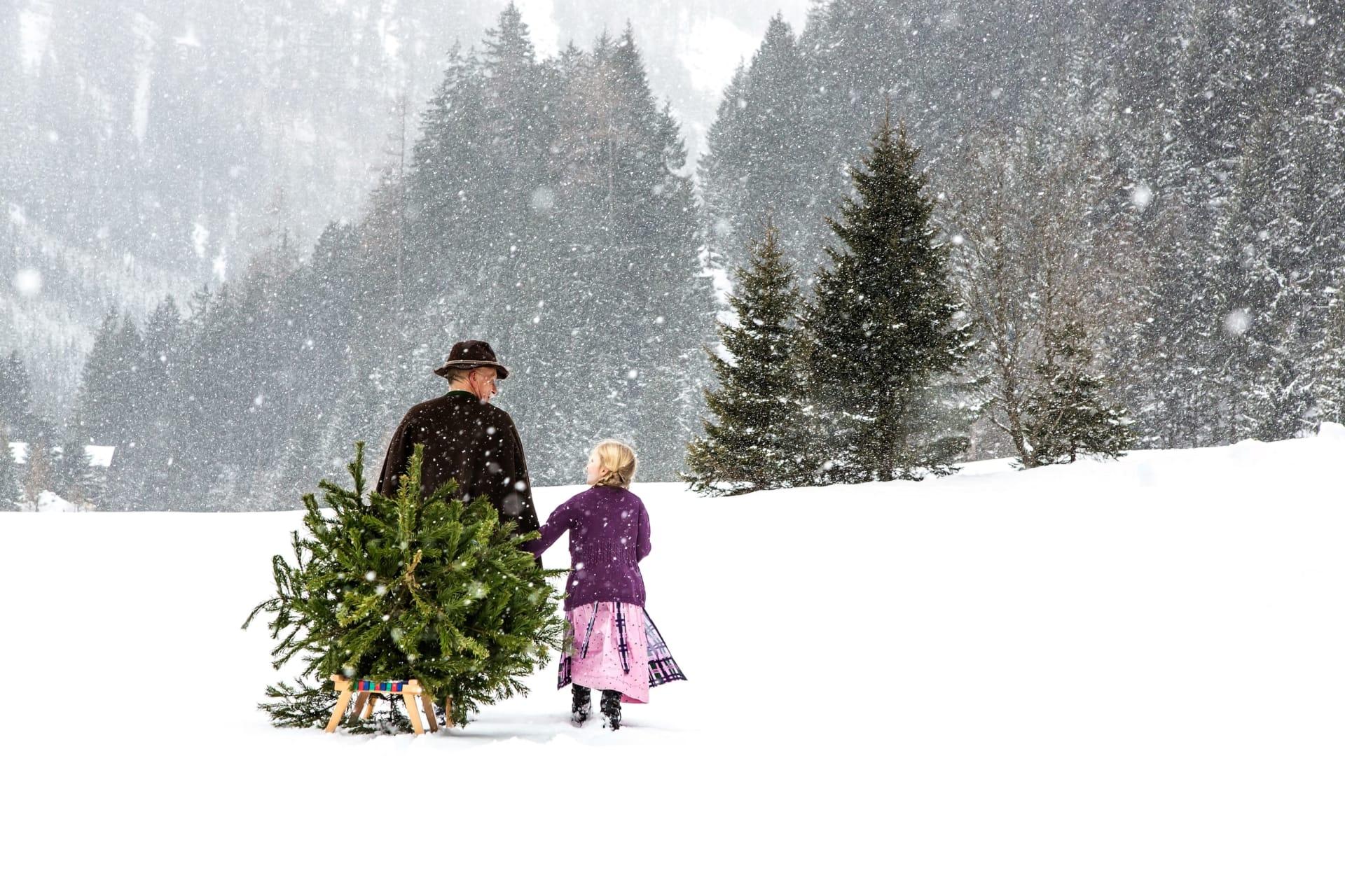 Weihnachten auf Schloss Mittersill - 4 Übernachtungen