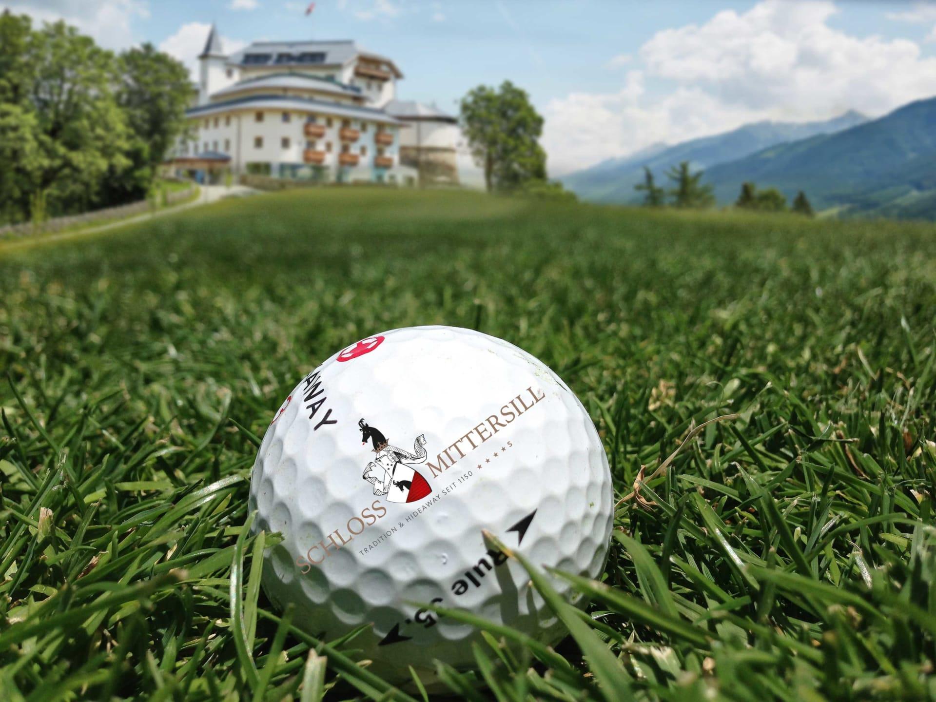 Schloss, Golf & Platzreife