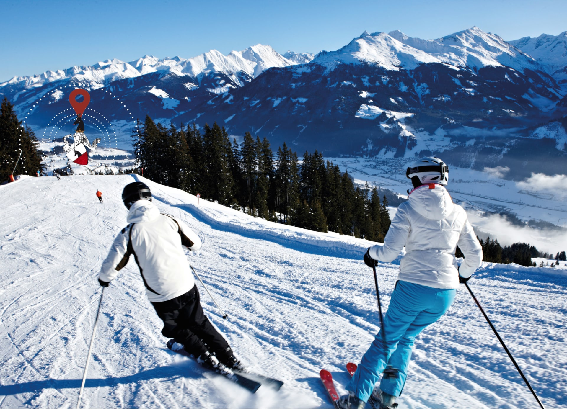 SKI holidays 7 overnights with 6-day-ski pass