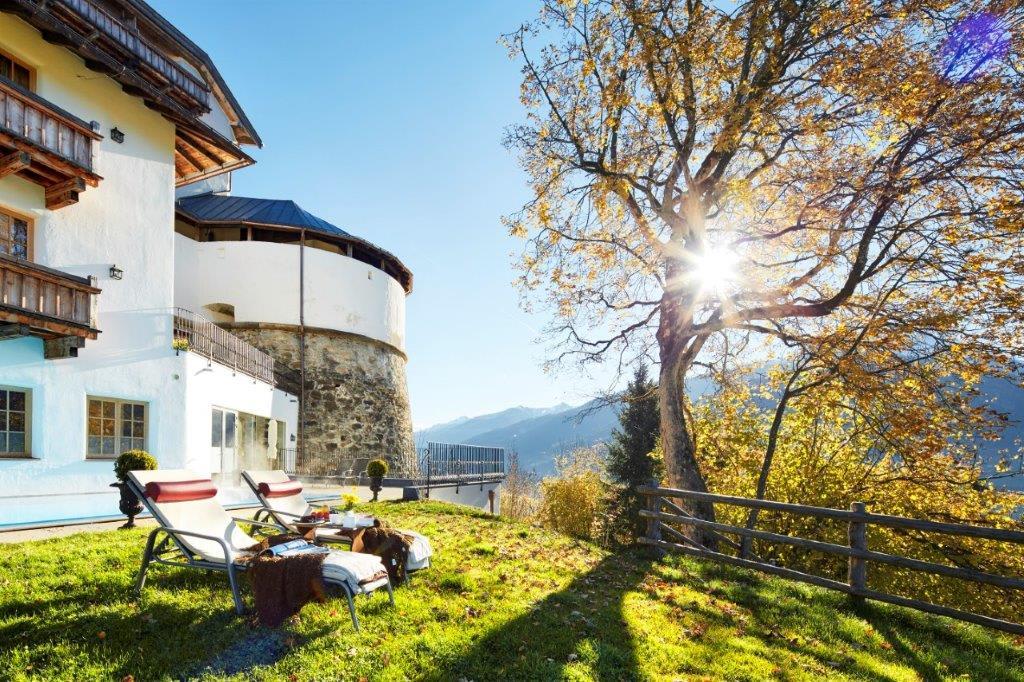 Wandern Sie durch den Pinzgauer Bauernherbst
