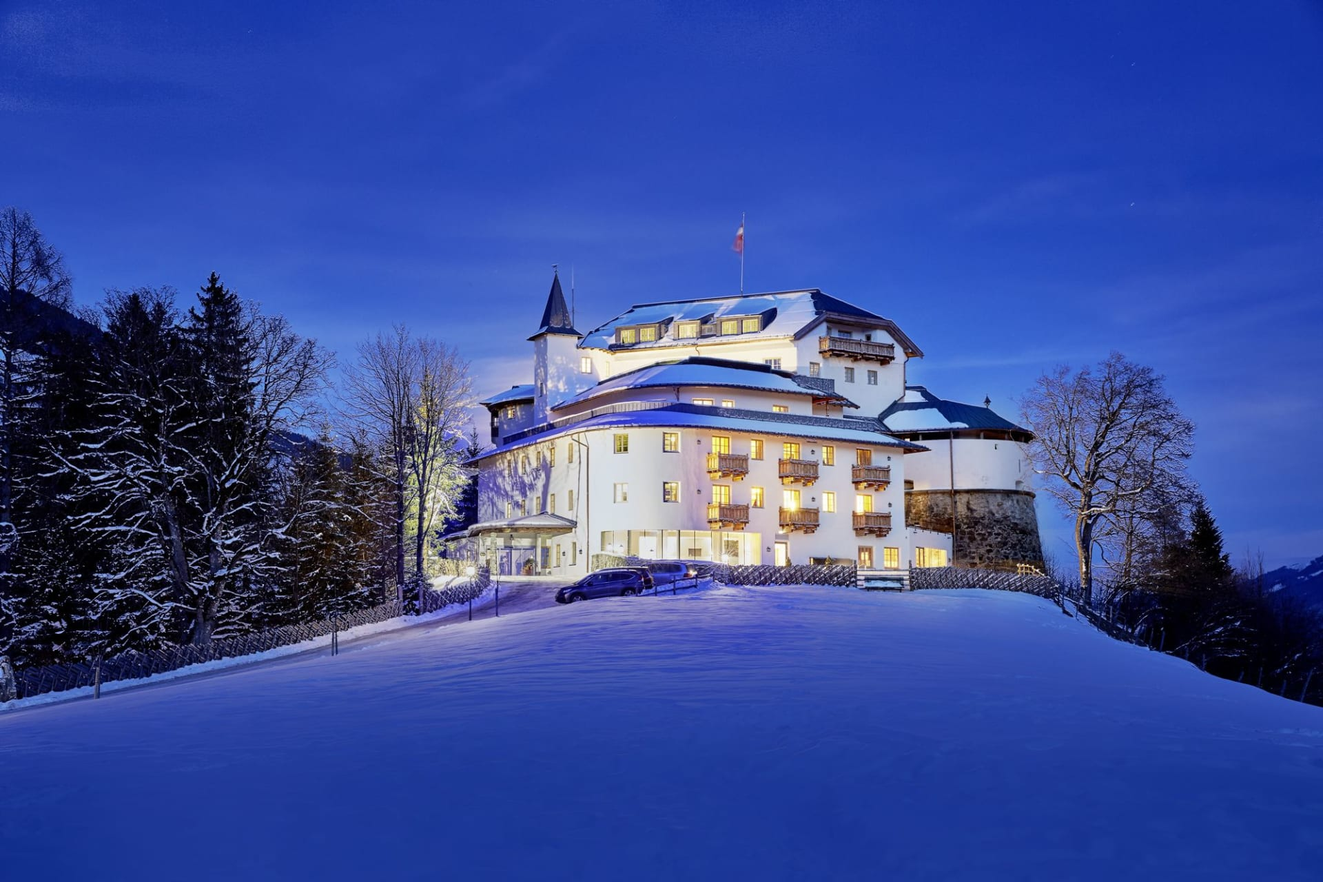 Schloss & Winterromantik