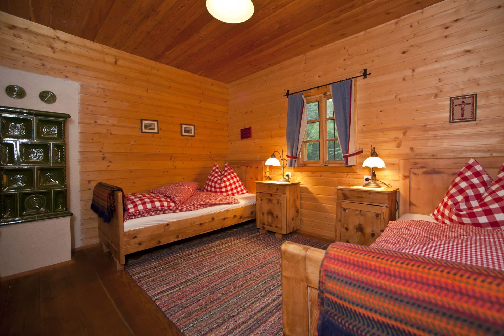Silbitzer Hütte